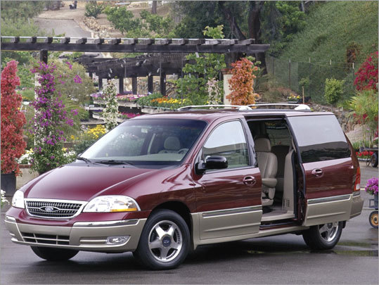 Ford recalls Windstar for rear axle corrosion Recalled: Aug. 27, 2010 Ford is recalling about 575,000 older-model Windstar vans in the United States because of corrosion in the rear axle. Salt used to de-ice roads in cold areas may make the axle especially susceptible to fractures, the Associated Press reports . Affected models include Windstars released between 1998 and 2003. Check to see if your Ford Windstar is affected here