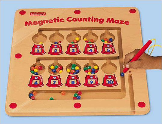 J&J recalls 2 hip replacement systems for problems Recalled: Aug. 26, 2010 Lakeshore Learning Materials is recalling about 18,500 magnetic maze boards because the plastic wand can separate and expose a magnet that is a choking hazard to children. The recall affects five different types of magnetic maze boards. The boards were sold at Lakeshore Learning Materials stores and online from January 2009 through May 2010 for between $30 and $40. More info on this recall