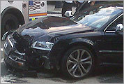 Tom Brady's Audi