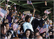 Photos: More than 5,000 become US citizens