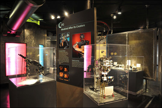 MIT Museum Opened in 1971, the MIT Museum on Mass. Ave. showcases the applications - some are practical, some are not - of research, teaching, and scientific innovations pioneered at the school, everything from artificial intelligence to robots. > Read more