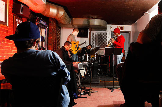 Jazz it up at Wally's Café Opened in 1947 by Joseph 'Wally' Walcott, this bar and jazz club is an icon in music circles. In fact, the Bostonian Society deemed it 'the last surviving reminder of Boston's jazz heyday.' You can still catch live music there seven nights a week, with everything from blues to Latin jazz to open jam sessions. And, aspiring student musicians from nearby Berklee often take the mike. 427 Massachusetts Ave., 617-424-1408. wallyscafe.com