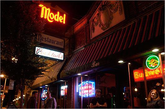 Model Cafe