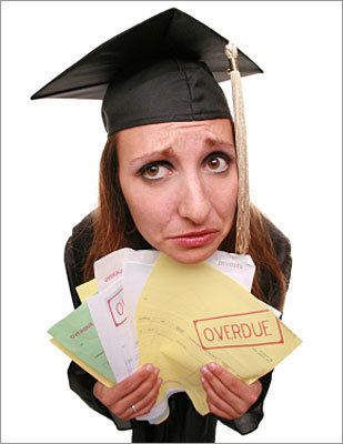 Are You A Recent College Grad Staring Down The Barrel Of An Overwhelming Student Loan Repayment