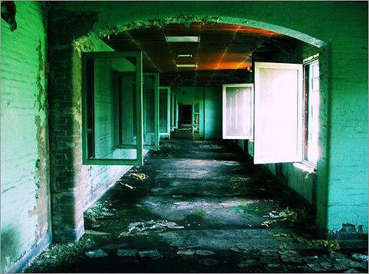 Metropolitan State Hospital in Waltham