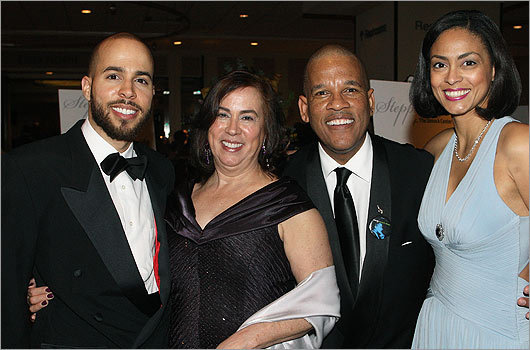 Oct. 30 in Boston From left: Jose F. Masso of Boston, Divina and WBUR host Jose Masso of Hyde Park, and Boston Latino TV's Evelyn Reyes of Jamaica Plain.