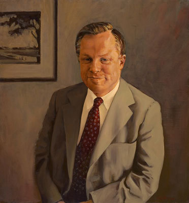 Fred Jewett, who graduated from Harvard in 1956, served as Harvard's dean of admissions and dean of Harvard College. Under his leadership, the largest number of minority students were admitted to the college. His portrait is hung in the admissions office.