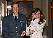 Photos: Prince William and Kate Middleton