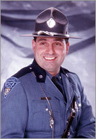 State Trooper Vincent Cila was one of seven motorists and passengers killed when they struck the handrails lining the Big Dig tunnel system between 2005 and 2008.