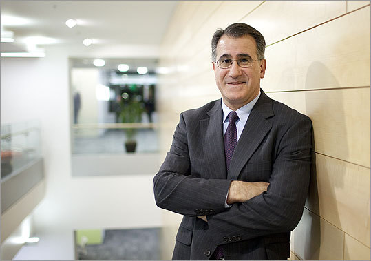 Dr. Anthony Monaco has been named the next president of Tufts University.