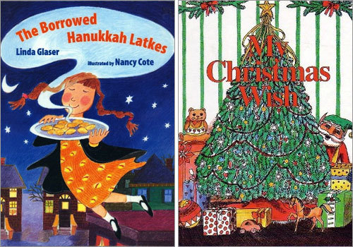 Spread awareness. Interfaith parents can be a great resource to schools. Use the holidays as an opportunity to offer to read a holiday-themed book to your child's class or teach them a new song. It's also helpful to remind teachers of the dates of your holidays so they can weave that awareness into lessons and classroom activities.