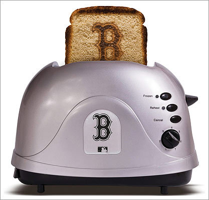 RED SOX TOASTER