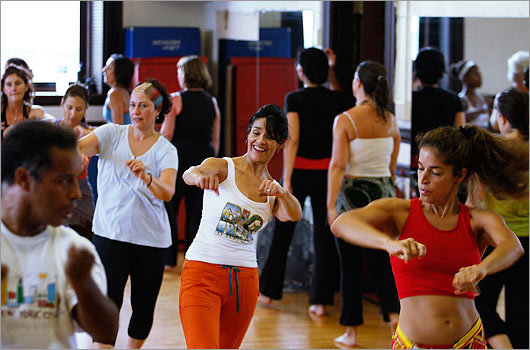 Afro Brazilian dance workshop