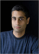 Author Siddharth Kara