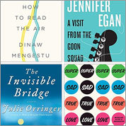 Best fiction books of 2010