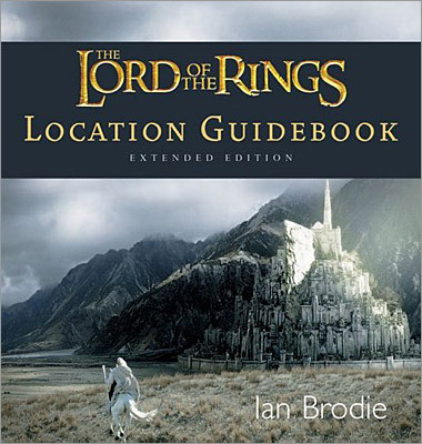 4. The Lord of the Rings Location Guidebook: Extended Edition By Ian Brodie ($24.95, HarperCollins) When I traveled to New Zealand to research my book 'Fantasy Freaks and Gaming Geeks,' and embarked on my own Lord of the Rings filming location geek-out quest, this guidebook was indispensable. With its detailed maps, directions, insider information and exclusive movie stills – even GPS coordinates – I was able to find dozens of sites, from the Shire (Matamata) to Mordor (Mount Ruapehu in Tongariro National Park) to Arrowntown's The Ford of Bruinen, location for the famed 'If you want him, come and claim him!' scene. Perfect for the Tolkien freak planning his or her own LOTR adventure Down Under.