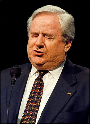 Jan. 1. Most predictable failed prediction: Jerry Falwell's 1999 claim that Jesus Christ would return to earth within the next 10 years officially failed to come true.