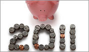 9 financial resolutions