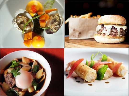 Most memorable dishes of 2010