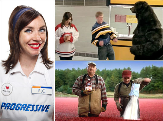 Bears, gym rats, and a quirky insurance agent ruled the airways this year in ads produced by local agencies. The ad world may recall 2010 as the year of a rebound following a bleak 2009 when the recession forced many brands to scale back their marketing. Here's a look at the year's 10 most memorable local ads -- in no particular order -- based on observations and feedback from local advertising analysts.