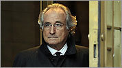 The Bernie Madoff Ponzi scheme