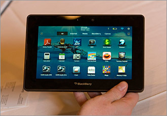 Sprint to sell 4G version of PlayBook