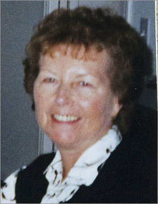 Dorothy Morris was also killed in the shootings. She is pictured in an undated photograph released.