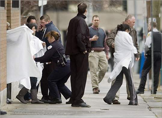 Binghamton, N.Y., April 3, 2009 Jiverly Wong, 41, opened fire at the American Civic Association in downtown Binghamton, N.Y. Wong killed 13 people before killing himself.