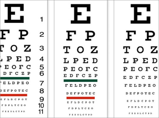 Eye exam Teens to age 30: every 2 years if you have problems with your vision Adults 30 to 50: every 2 years Adults over 50: every 2 years