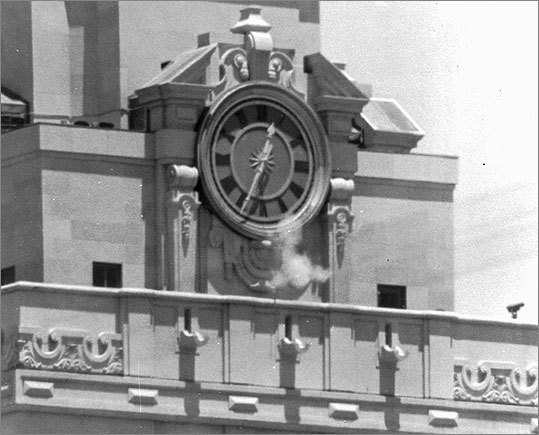 University of Texas, Aug. 1, 1966 Charles Whitman's 1966 rampage at the University of Texas at Austin was the deadliest campus shooting until 2007 massacre at Virginia Tech. Whitman killed 16 and injured 32 before killing himself.