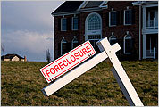 10 areas outside cities hit by foreclosures