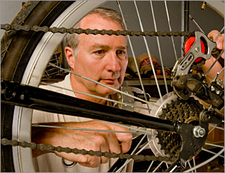 22. Bicycle repairers Projected increase in 2020: 37.6 percent Number employed in 2010: 9,900 Median pay in 2010: $23,660 Education/training: Employees in these occupations need anywhere from a few months to one year of working with experienced employees. Job outlook: Faster than average.
