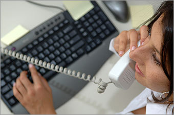 Is your job harming your health? A recent study found that all the sitting done by average 9-to-5 American workers may be increasing their odds of heart disease. To lower your risk, the bottom line is that you have to move more. Click through to see various strategies and tips for how to sneak in movement at work from Reg B. Wilcox, a clinical supervisor in the Department of Rehabilitation Services at Brigham and Women's Hospital.