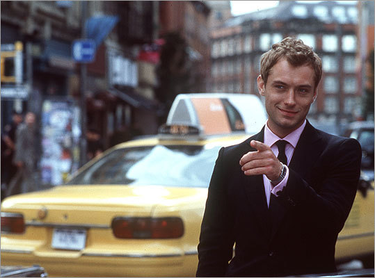 Alfie Alfie (Jude Law), a British limo driver in Manhattan, uses women, lacks empathy, and thinks quite highly of himself.