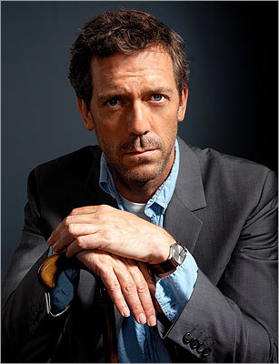 House Dr. Gregory House (Hugh Laurie) is an anti-social, arrogant doctor who often talks down to his patients, colleagues, and seems to lack empathy despite being a doctor.