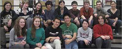 Music students earn seats in district ensemble