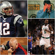 Photos: Significant injuries in Boston sports