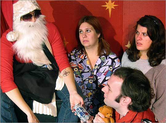 ImprovBoston's 'Love Seasonally'