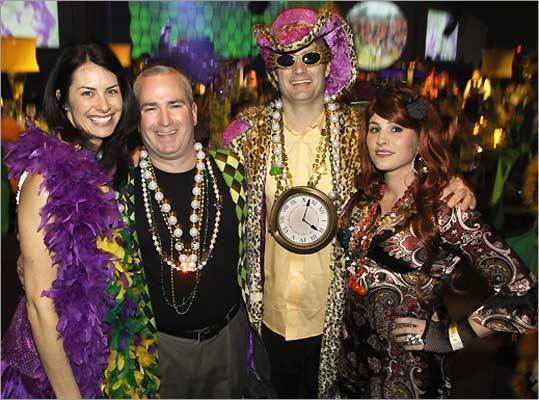 Big 12 Mardi Gras Night