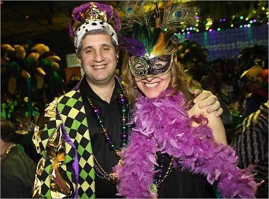 Big 12 Mardi Gras Night