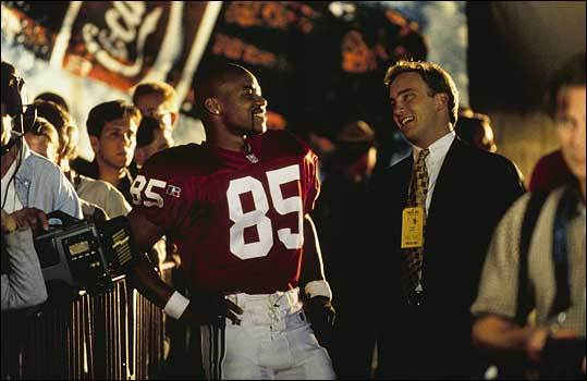 Cuba Gooding Jr. in 'Jerry Maguire'