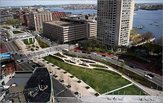 What now? Now that plans for all four buildings have been scrapped, city and state leaders say they can now think beyond the original vision that many acknowledged was not working. Some officials said they have come to appreciate the Greenway as an open space without buildings, adding that it might need only minor changes to make it more popular and active. What do you think should happen to the Greenway? Share you thoughts - and drawings - here .