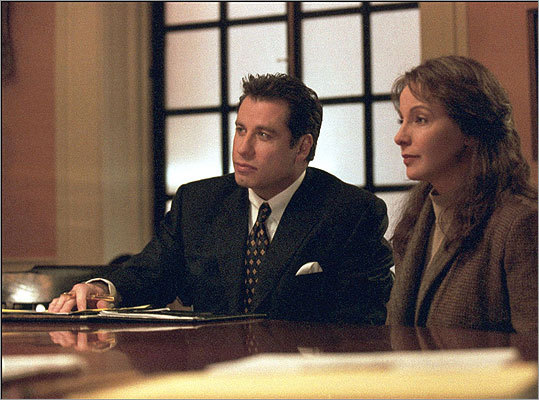 A Civil Action 1998 Based off true events in Woburn, Mass., a lawyer (John Travolta) helps families sue two companies for dumping toxic waste that could be responsible for leukemia.