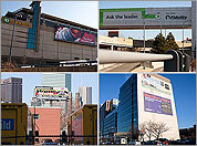 Photos: Boston billboards cited in federal report
