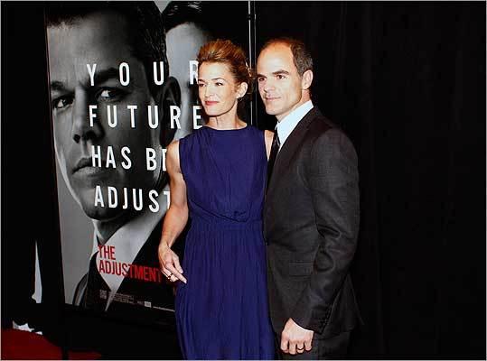 Karyn Mendel and Michael Kelly