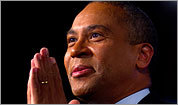 Governor Deval Patrick