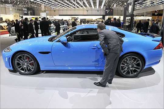 Take Jaguar's sultry 510-horsepower XKR coupe, add 40 more horsepower, some carbon fiber trim, a loud exhaust, and you'll get the new XKR-S. Pricing starts at $132,000, a good 30 grand higher than the 'standard' car.