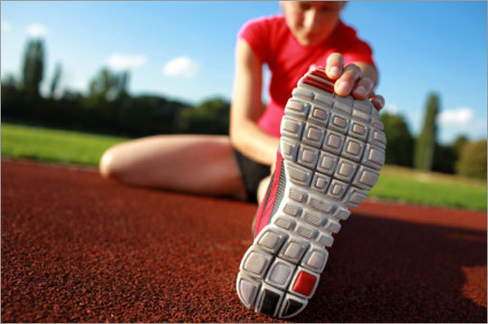 Stretch it out Stretching the Achilles and your calf is probably the most important exercise to perform -- regularly and before running, Chiodo says. Hamstring stretches are also important. Stretching and flexibility are too often ignored by athletes and nonathletes alike.