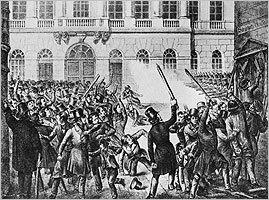 Vienna, 1848