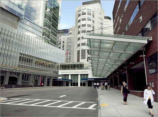 1: Massachusetts General Hospital 55 Fruit St., Boston Do you agree with this ranking? Market Research